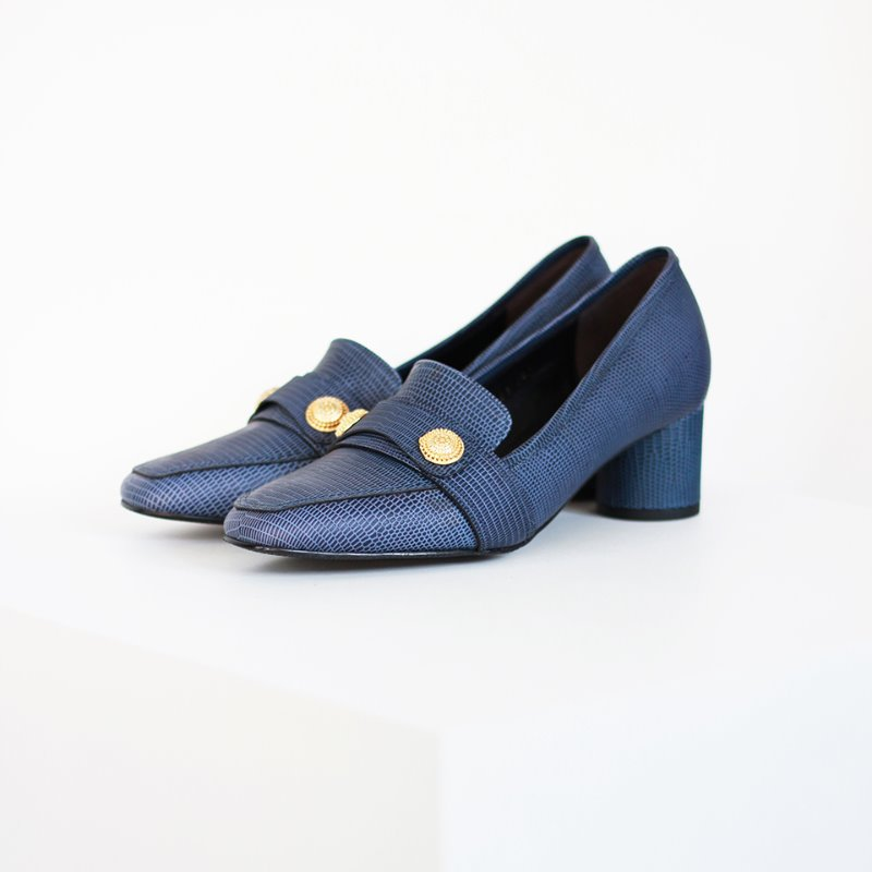 Clothes Pumps, Navy