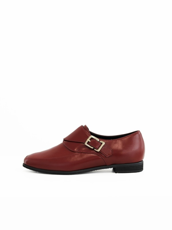 Alto Loafer, Red Brown