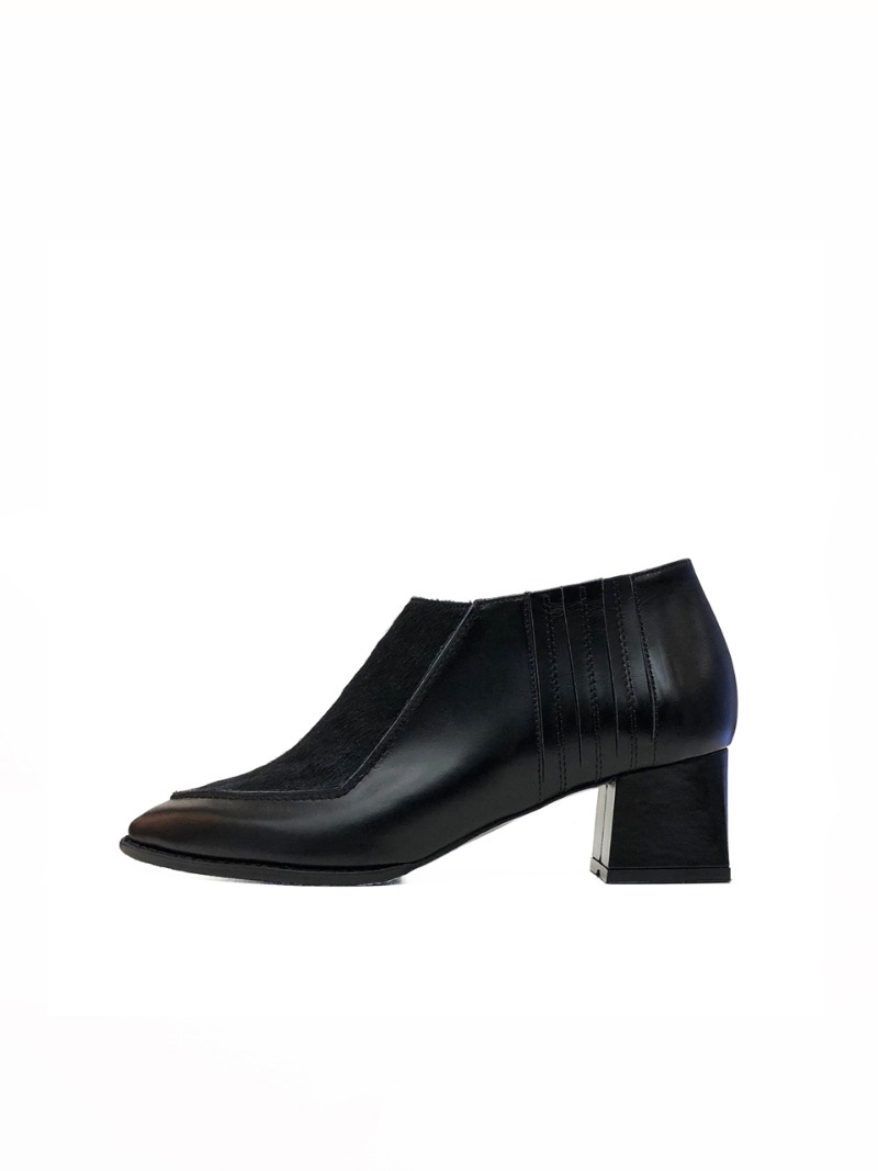 Dolce bootie, Black