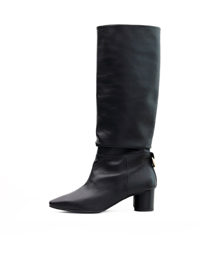 Lilith Boots, Black